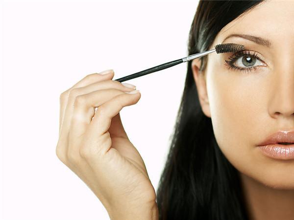 贴钻创意妆整体造型