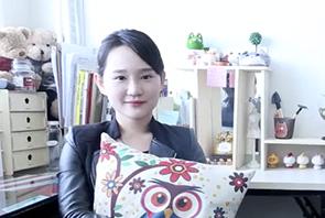 优秀学员访谈:为创业做准备的化妆师——海歌!