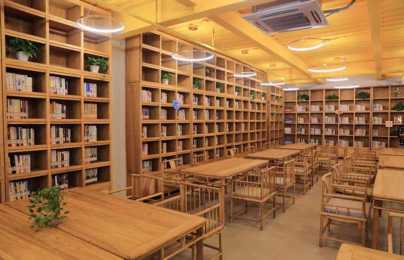 朝阳校区图书馆