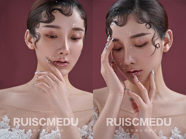 她化妆培训学校出来的,凭什么受到重用?