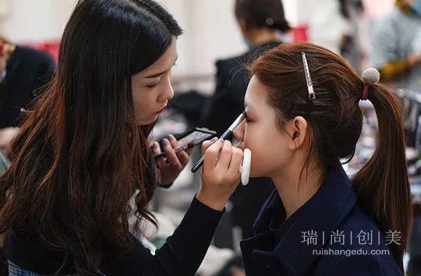月·刊 | 瑞尚创美化妆学校实习活动