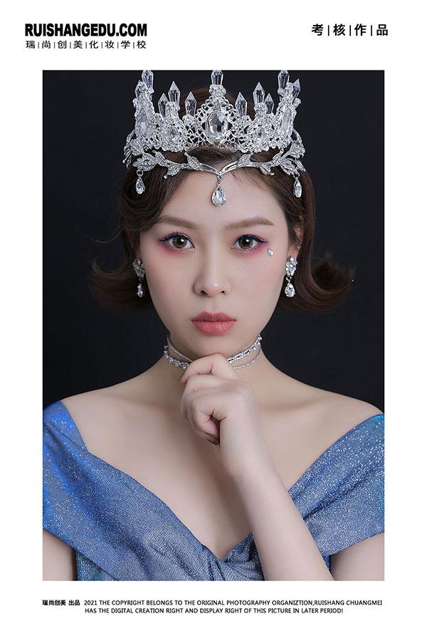 【瑞尚创美】影楼·时尚妆容考核