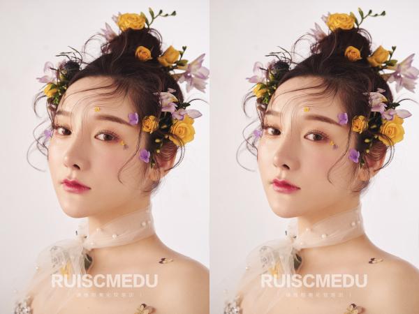 北京丰管路附近哪里可以学化妆造型?