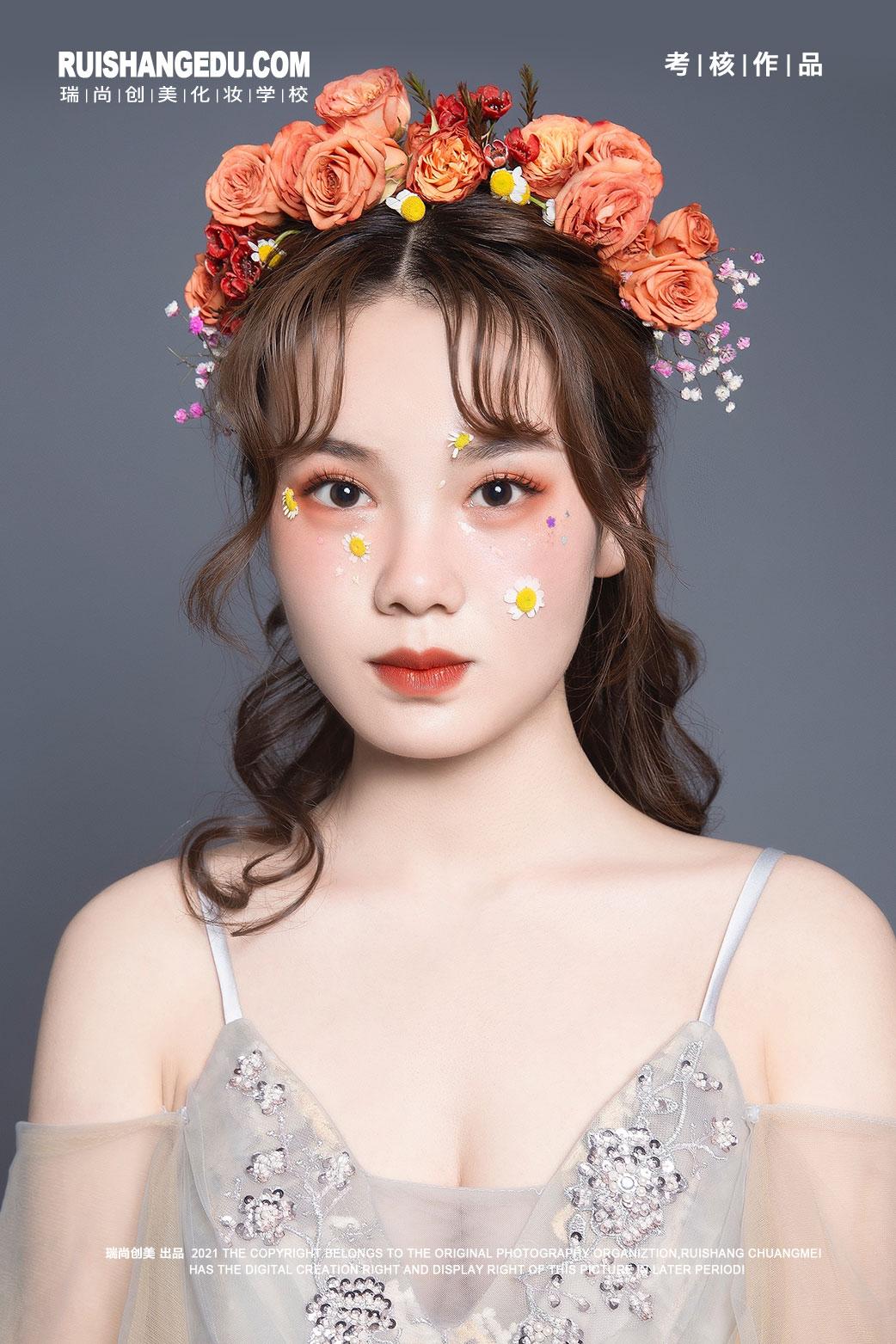 【瑞尚创美】影楼妆容造型大赏