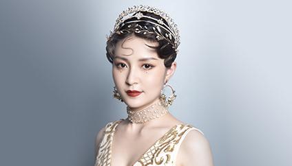 【瑞尚创美化妆学校】缪斯女神 尽显独具魅力的