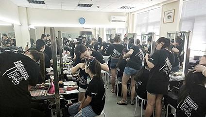 未来技术教育发展|化妆培训学校与社会发展接